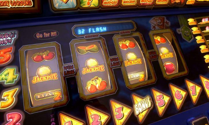 азартные слоты на сайте Goxbet.com