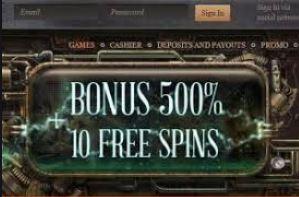 бонус в Joycasino
